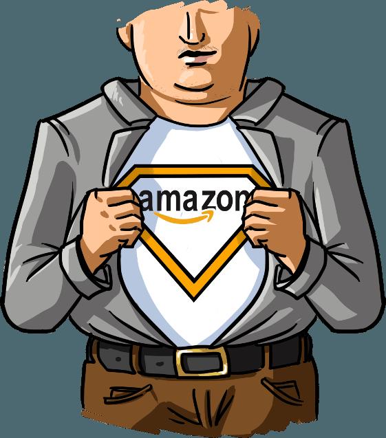 Homepage consultant amazon