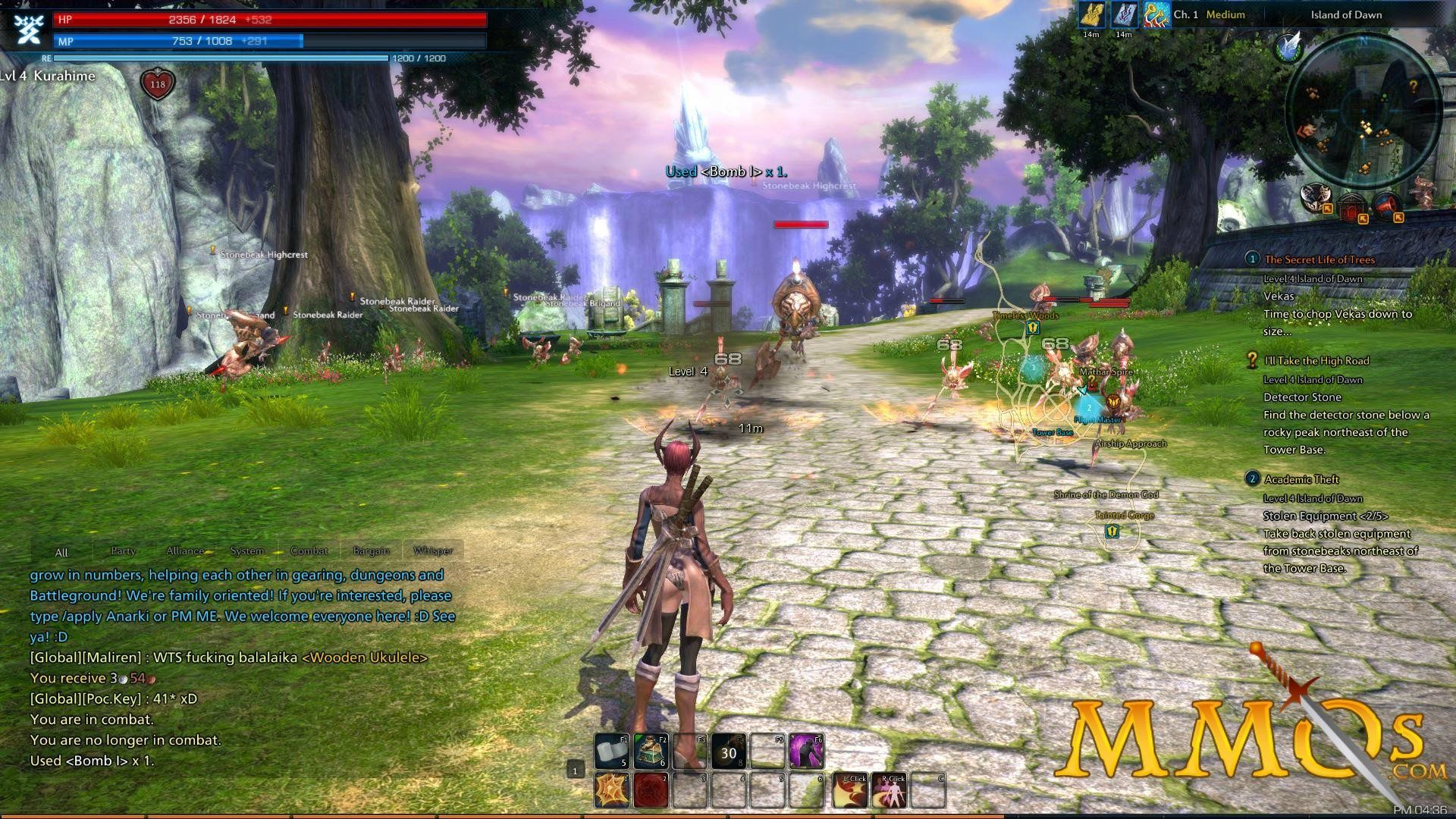 How The Technology Behind Mmorpg Or Mmo