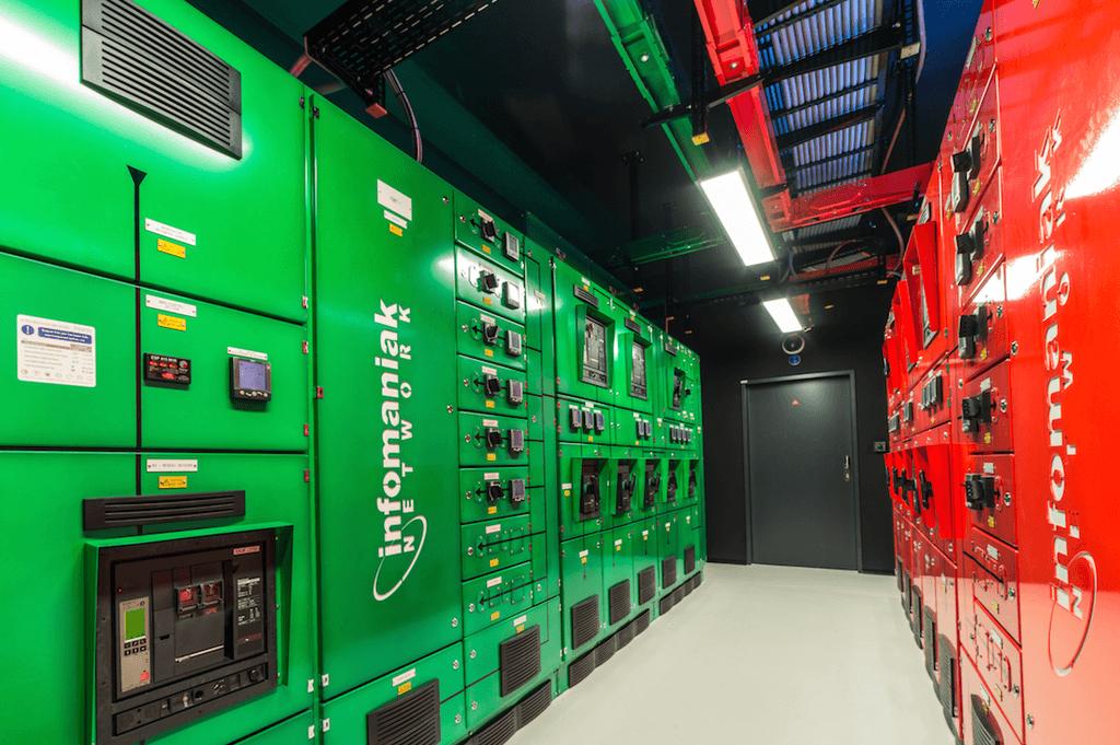 datacenter infomaniak
