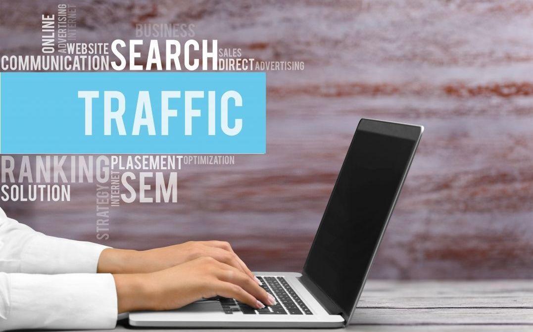 meilleure visibilité web via le trafic organique