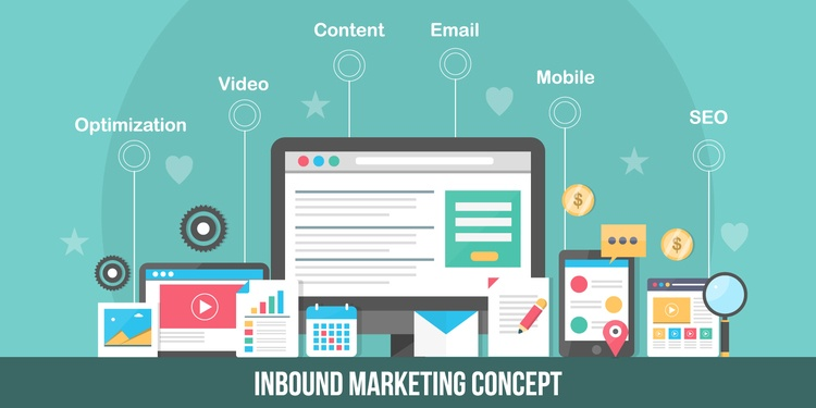 inbound-marketing-concept